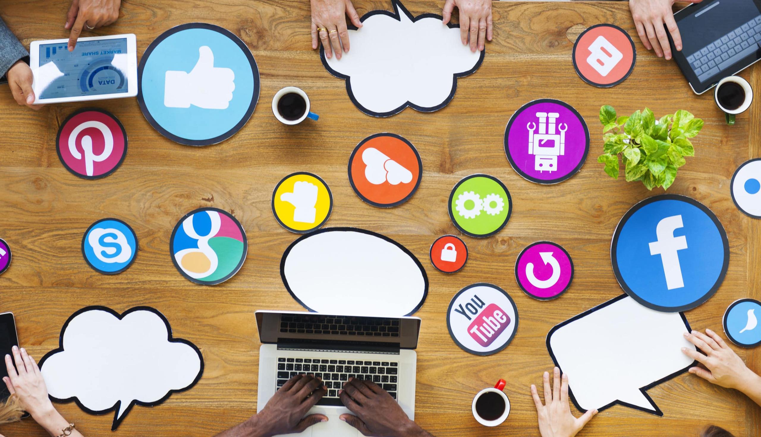 5 Beneficios para la Estrategia de Publicación en Medios Sociales