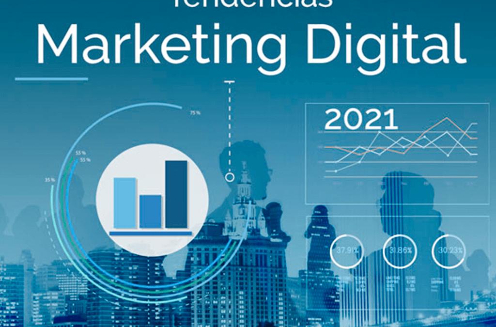 5 Tendencias Principales para tu Marketing Digital