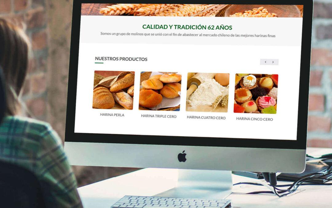Presentacion de su Sitio Web