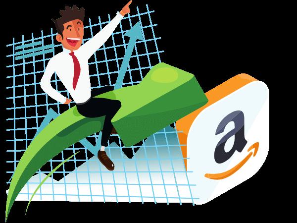 estrategias de crecimiento en amazon